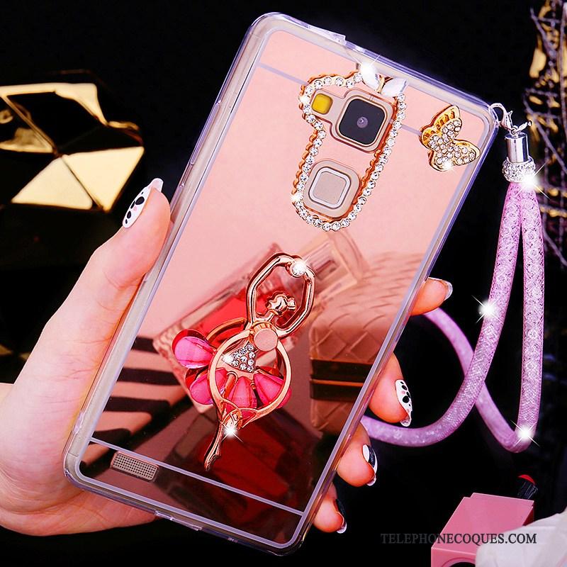 Coque Pour Huawei Ascend Mate 7 Étui De Téléphone Tendance Créatif Couvercle Arrière Téléphone Portable