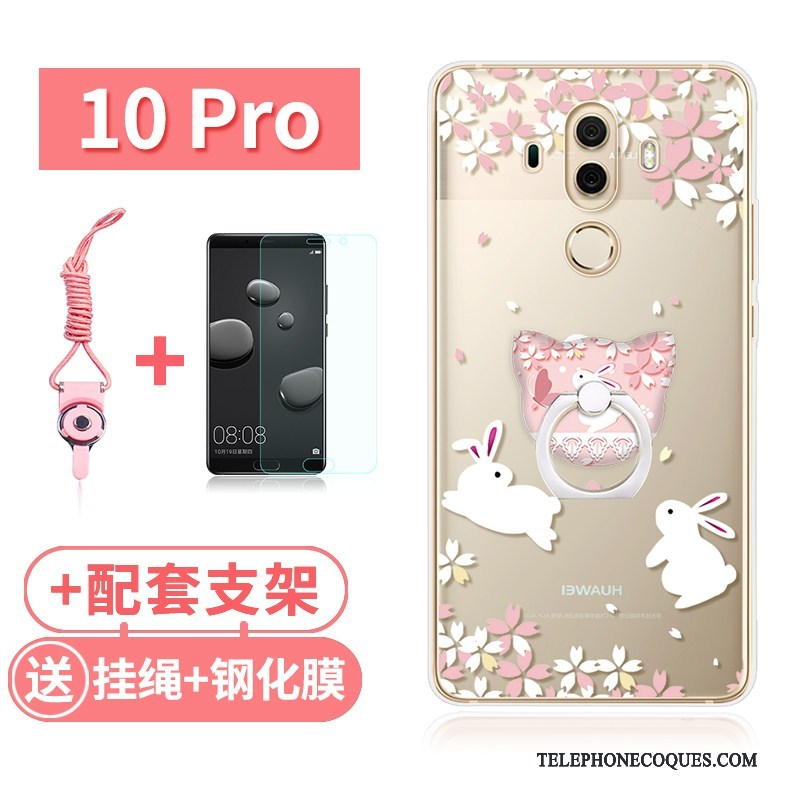 huawei mate 10 pro coque chat