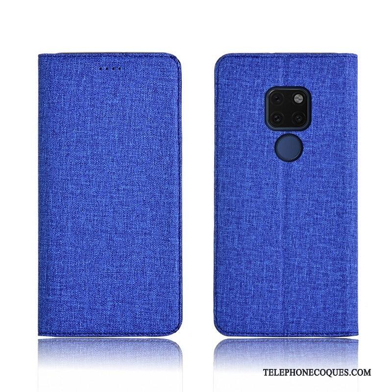 Coque Pour Huawei Mate 20 Tout Compris Protection Housse Fluide Doux Étui