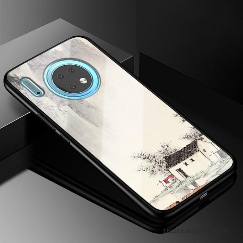 Coque Pour Huawei Mate 30 Silicone De Téléphone Mode Tout Compris Protection Étui