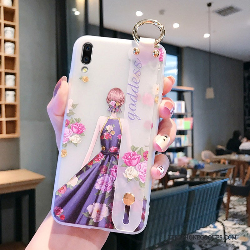 Coque Pour Huawei P Smart+ 2019 Tout Compris Membrane Créatif Protection De Téléphone Étui