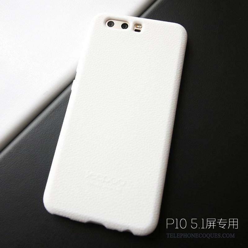 Coque Pour Huawei P10 Tout Compris Modèle Fleurie Protection Fluide Doux Incassable Cuir