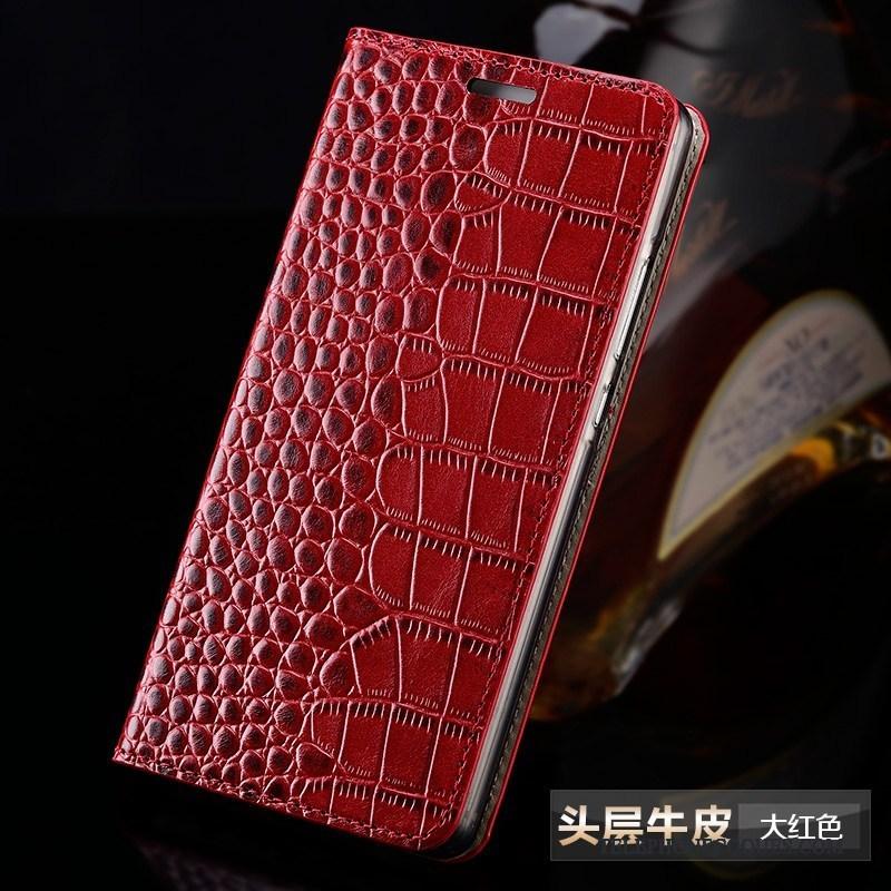 Coque Pour Huawei P8 Étui Protection Étui En Cuir De Téléphone Silicone Haute