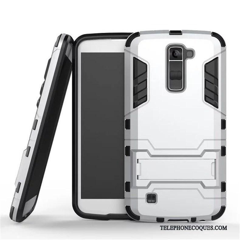 Coque Pour Lg K10 Étoile Difficile Support De Téléphone Téléphone Portable Protection