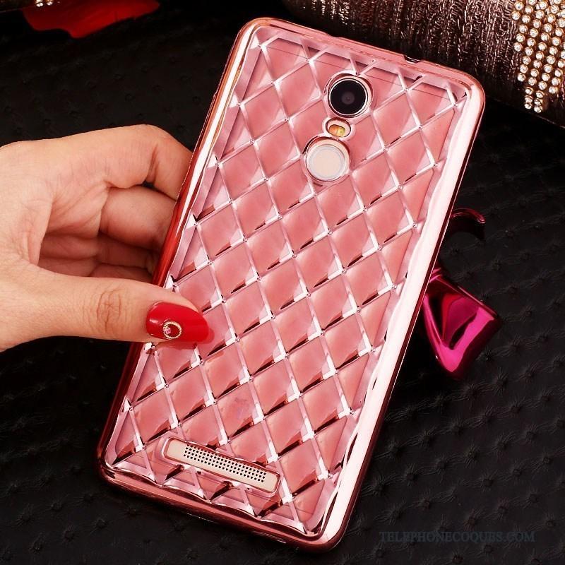 Coque Pour Mi Note 3 Petit Fluide Doux Téléphone Portable Silicone Protection