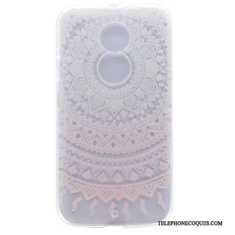 Coque Pour Moto X Transparent De Téléphone Téléphone Portable Étui Très Mince Fluide Doux