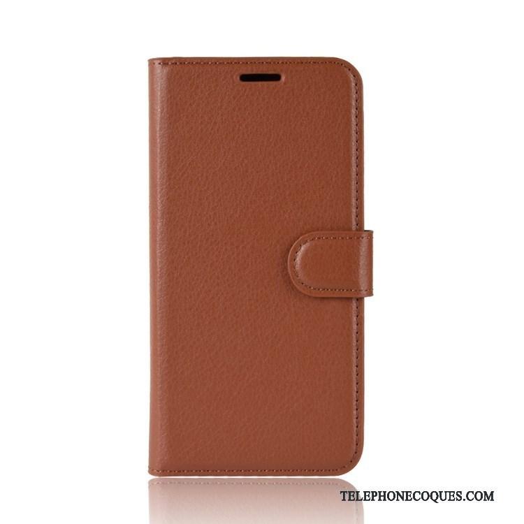 Coque Pour Nokia 5.1 Plus De Téléphone Modèle Fleurie Carte Portefeuille Vert Incassable