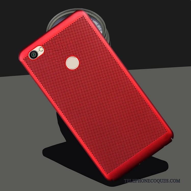 Coque Pour Redmi Note 5a Respirant Petit Mesh De Téléphone Refroidissement Protection
