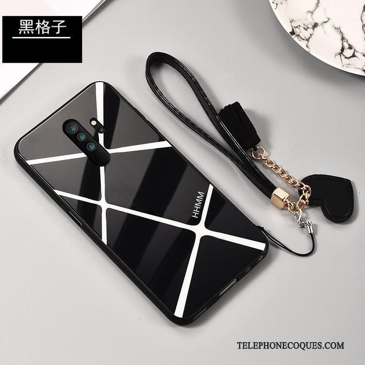 Coque Pour Redmi Note 8 Pro Tendance Tout Compris Silicone Membrane Incassable De Téléphone
