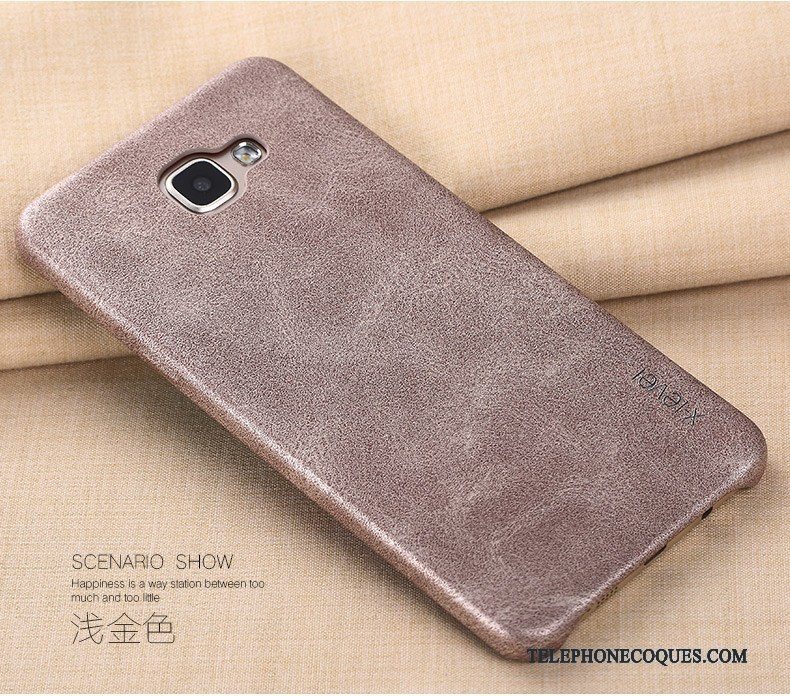 Coque Pour Samsung Galaxy A9 De Téléphone Tout Compris Incassable Très Mince Haute Protection