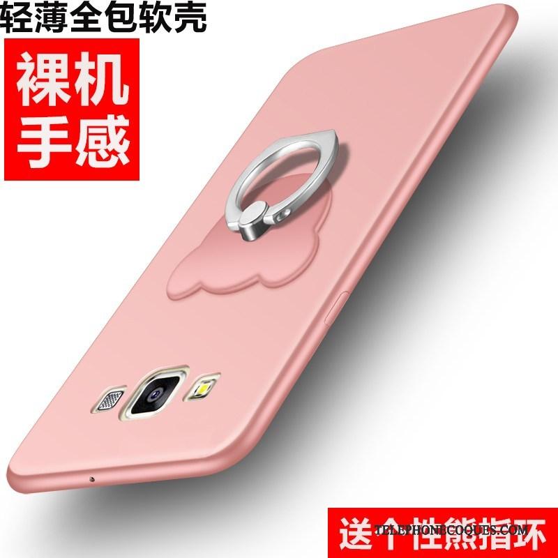 Coque Pour Samsung Galaxy J7 2016 Étoile Nouveau De Téléphone Tendance Incassable Rouge