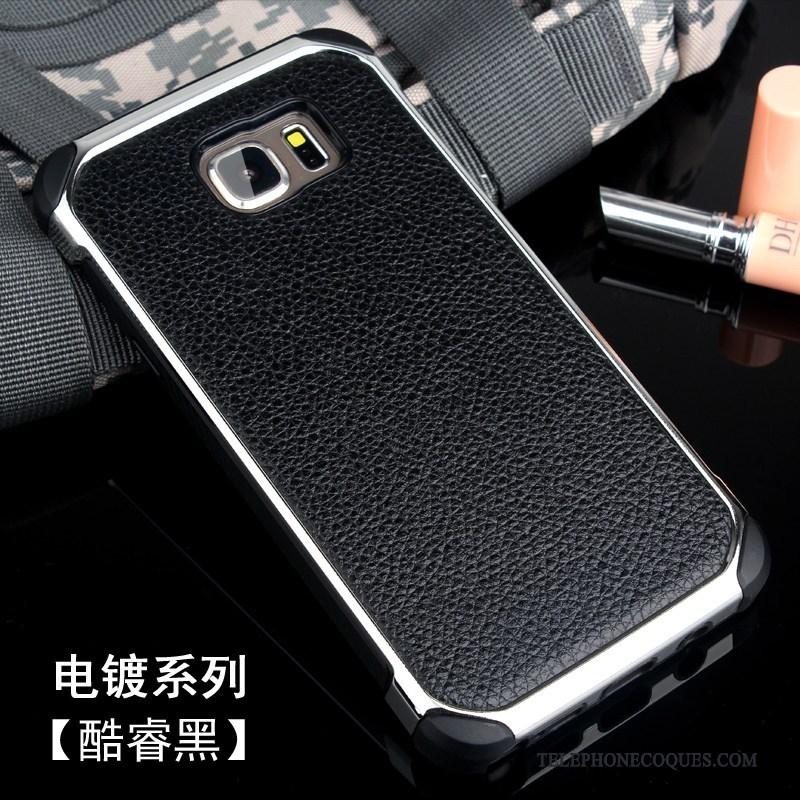 Coque Pour Samsung Galaxy Note 5 Or Silicone De Téléphone Créatif Personnalité Protection
