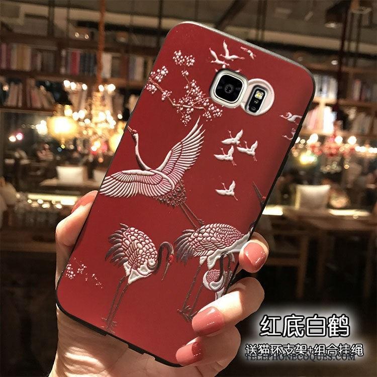 Coque Pour Samsung Galaxy Note 5 Ornements Suspendus Silicone De Téléphone Dessin Animé Étui Étoile