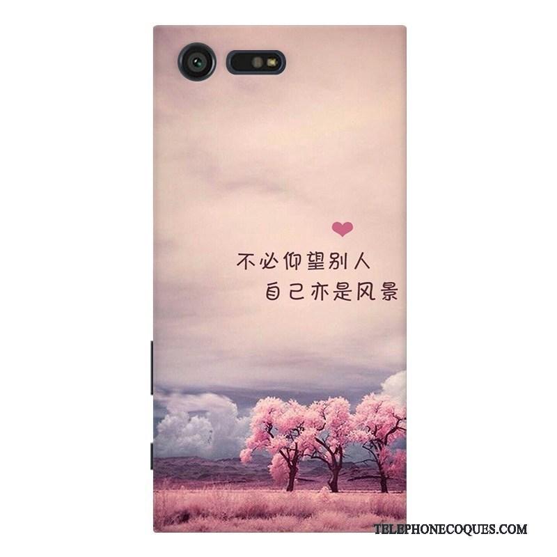Coque Pour Sony Xperia X Compact Personnalisé Téléphone Portable Modèle De Téléphone Étui Protection