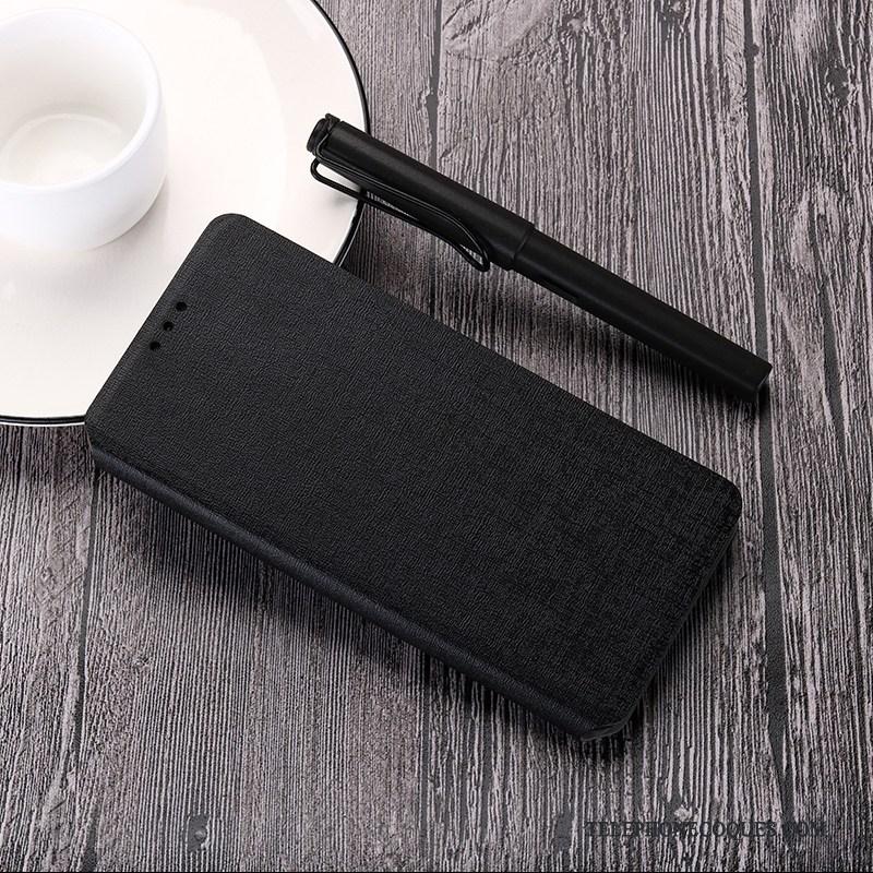 Coque Pour Xiaomi Mi 9 Se Clamshell Fluide Doux Étui Protection Étui En Cuir