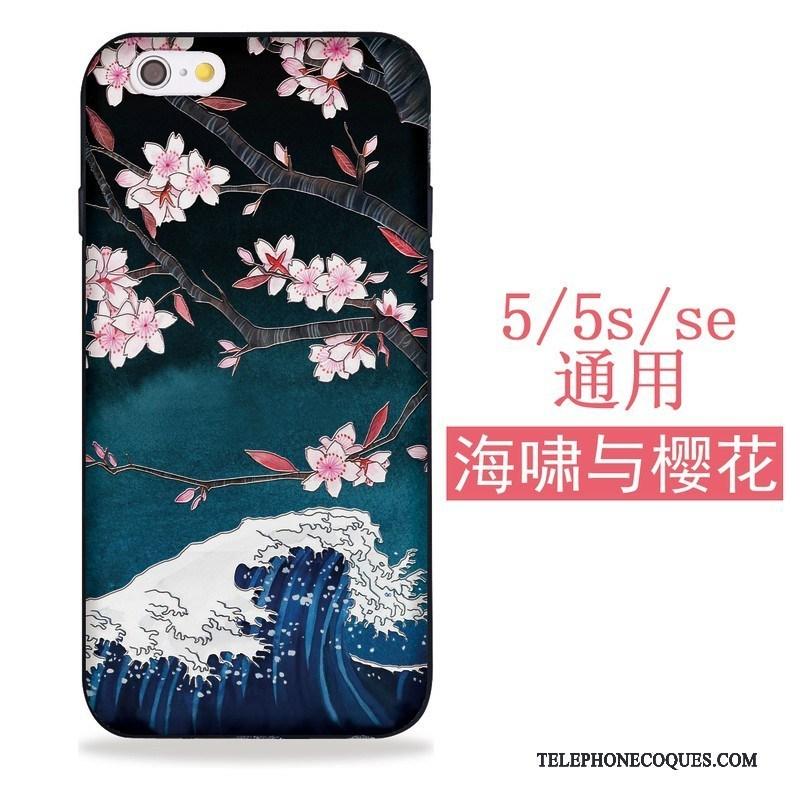 coque iphone 5 sakura