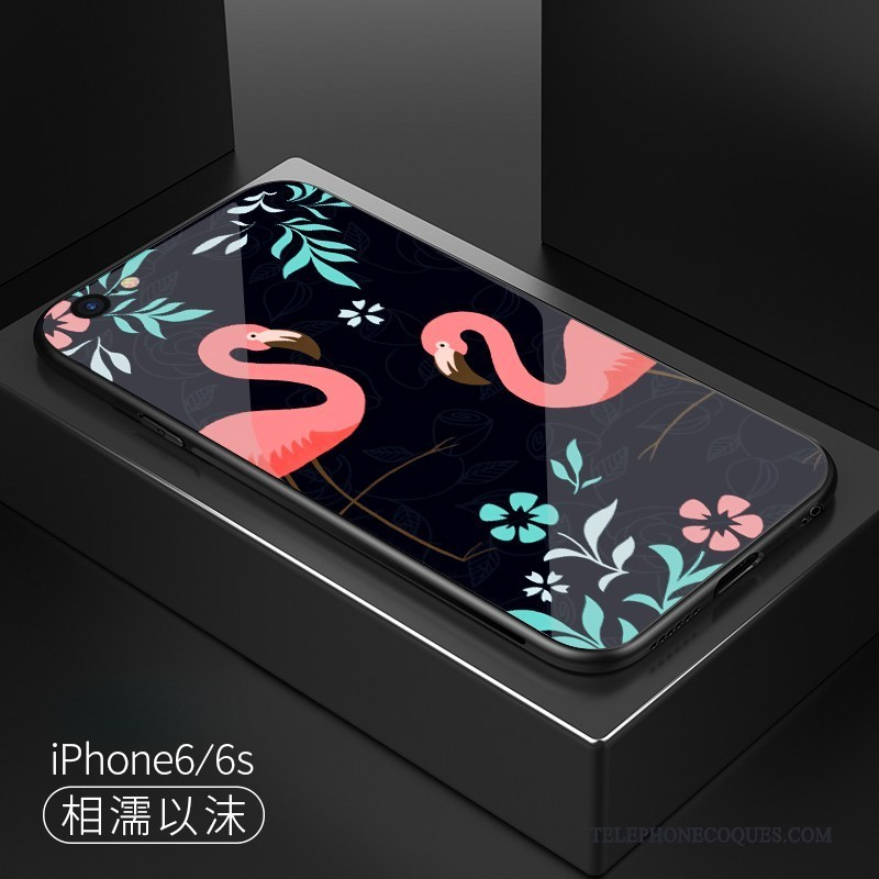 Coque Pour iPhone 6/6s Plus De Téléphone Amoureux Personnalité Tendance Étui Créatif