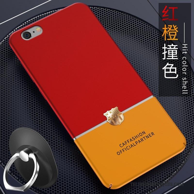 Coque Pour iPhone 6/6s Plus Légères Difficile Bleu Délavé En Daim Tendance