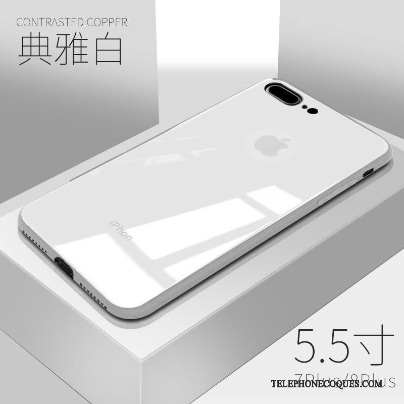 Coque Pour iPhone 7 Plus Incassable Tout Compris Protection Étui Tendance De Téléphone