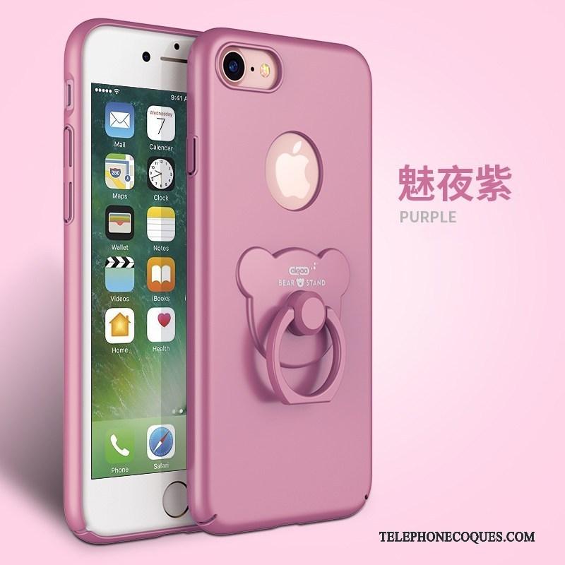 Coque Pour iPhone 7 Protection De Téléphone Support Étui Bleu Nouveau