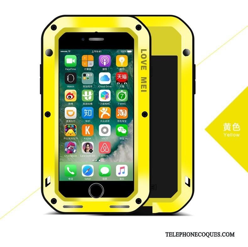 Coque Pour iPhone 8 Plus Étui Protection Outdoor De Téléphone Incassable Silicone 5197 c01