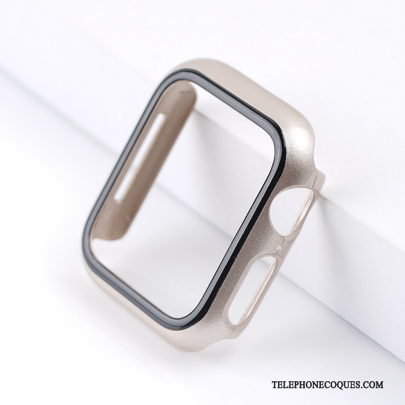 Coque Pour Apple Watch Series 2 Bicolore Clair Étui Incassable Sac
