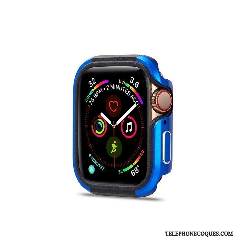 Coque Pour Apple Watch Series 2 Sac Métal Protection Border Tendance