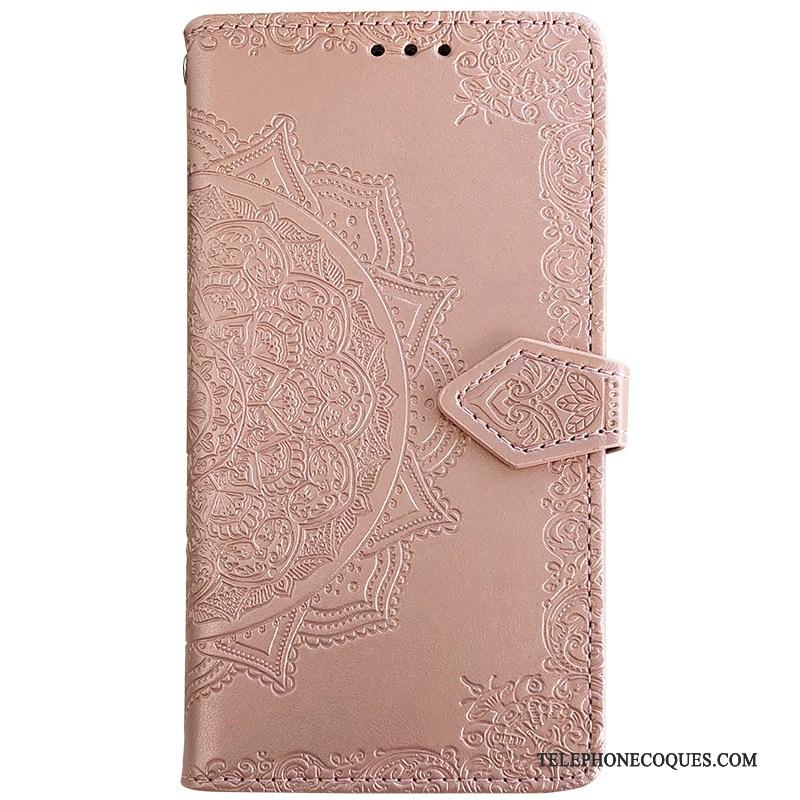 Coque Pour Honor 20 Fleur Housse Carte Protection Étui Business