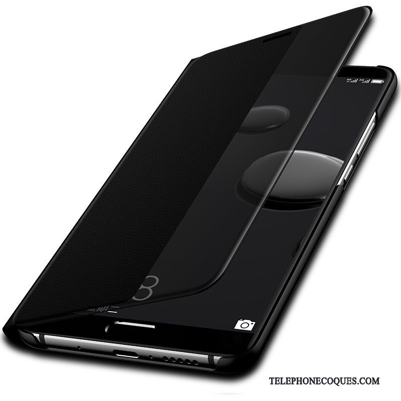 Coque Pour Huawei Mate 10 De Téléphone Housse Tout Compris Protection Noir Étui