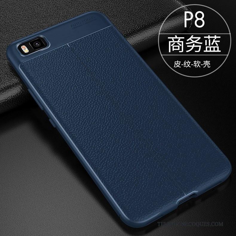 Coque Pour Huawei P8 Lite Tout Compris Personnalité Protection De Téléphone Silicone Tendance
