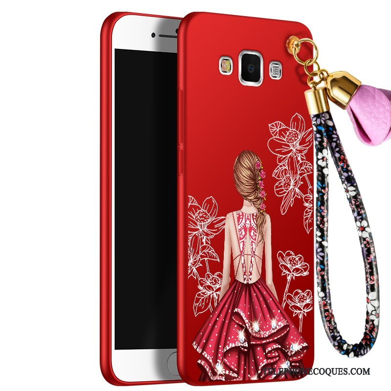 Coque Pour Samsung Galaxy A5 2015 Créatif De Téléphone Étui Incassable Protection Silicone