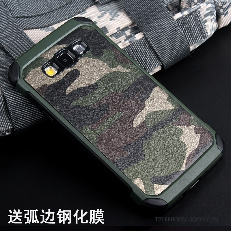 Coque Pour Samsung Galaxy A7 2015 Tendance Protection Créatif Silicone Incassable