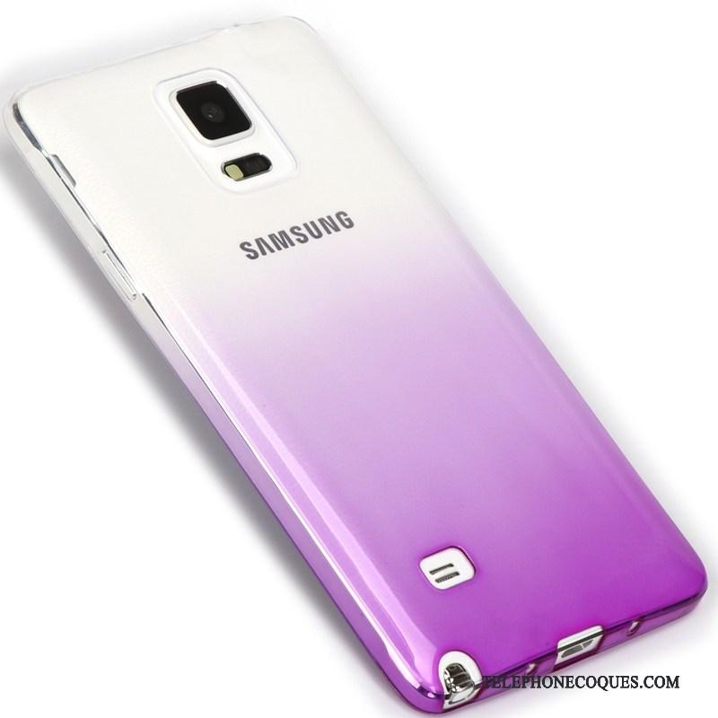 Coque Samsung Galaxy Note 4 Silicone, Étui Samsung Galaxy Note 4 ...