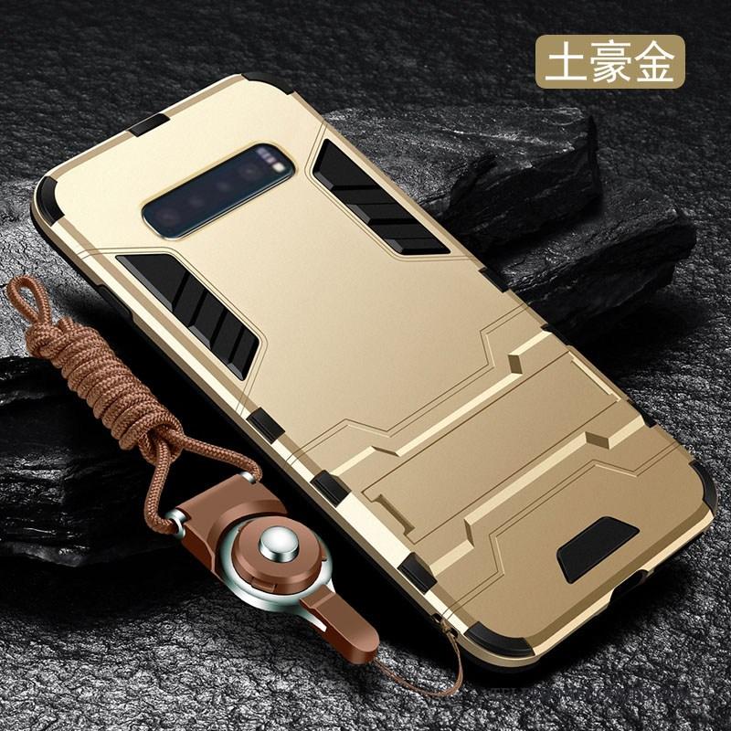 Coque Pour Samsung Galaxy S10+ Tout Compris Protection Refroidissement Membrane Cool Ornements Suspendus