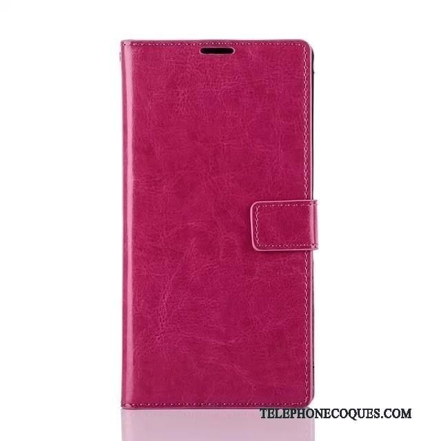 Coque Pour Sony Xperia T2 Étui Téléphone Portable De Téléphone Protection Rouge  Étui En Cuir 7e04d8e8781