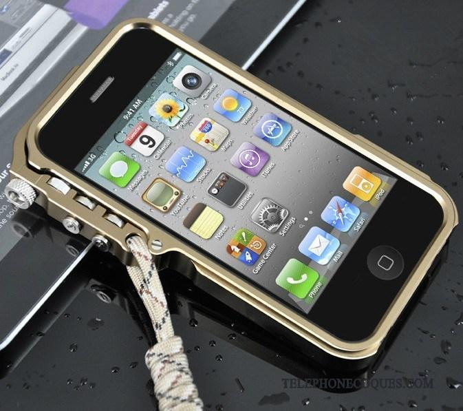 coque metal iphone 5