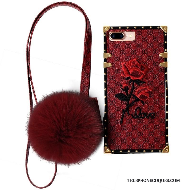 coque pompon iphone 7