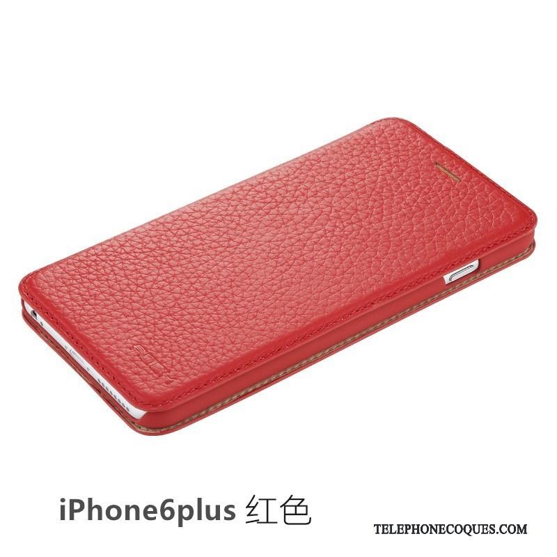 iphone 6 plus coque rouge