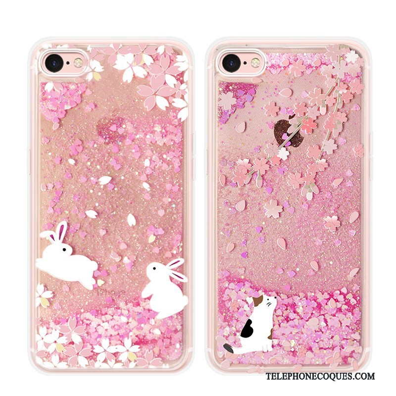 coque iphone 6 rose chat
