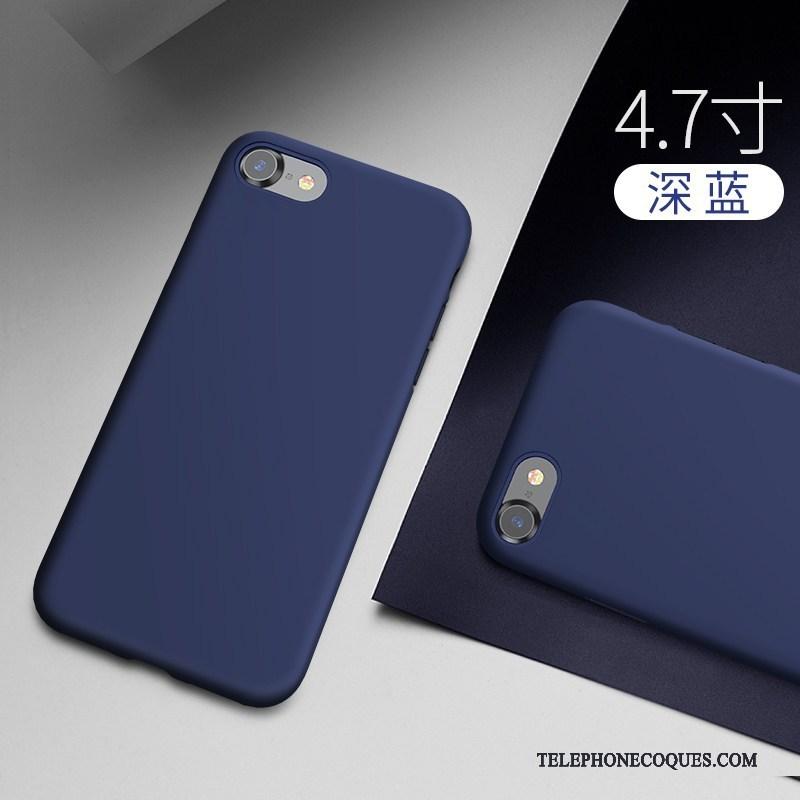 coque pour iphone 7 bleu