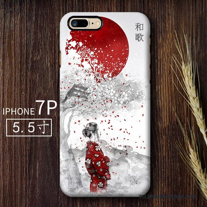 coque iphone 7 plus art