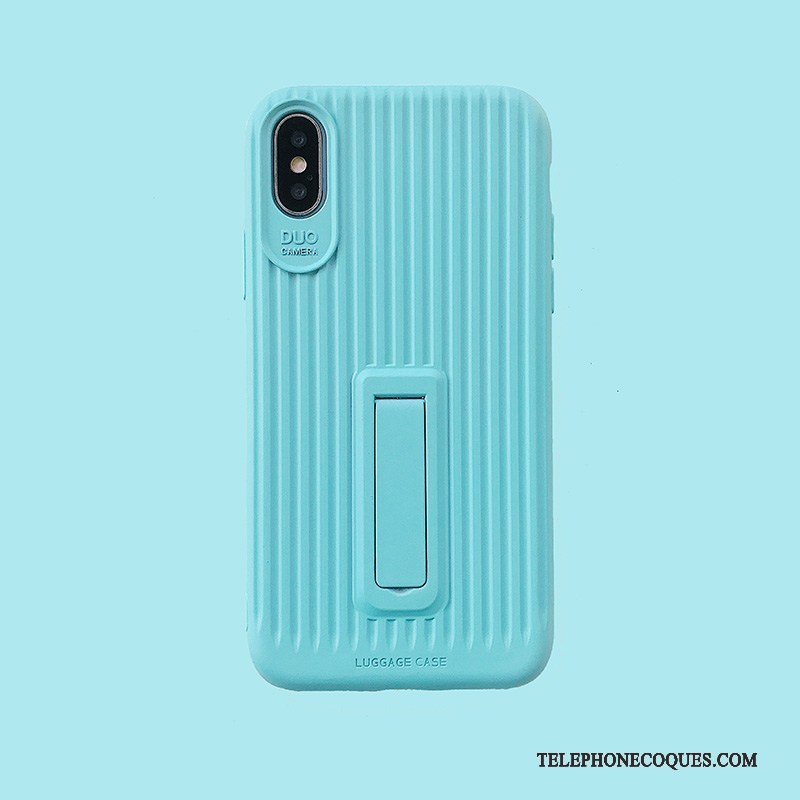 coque en silicone pour iphone xs max