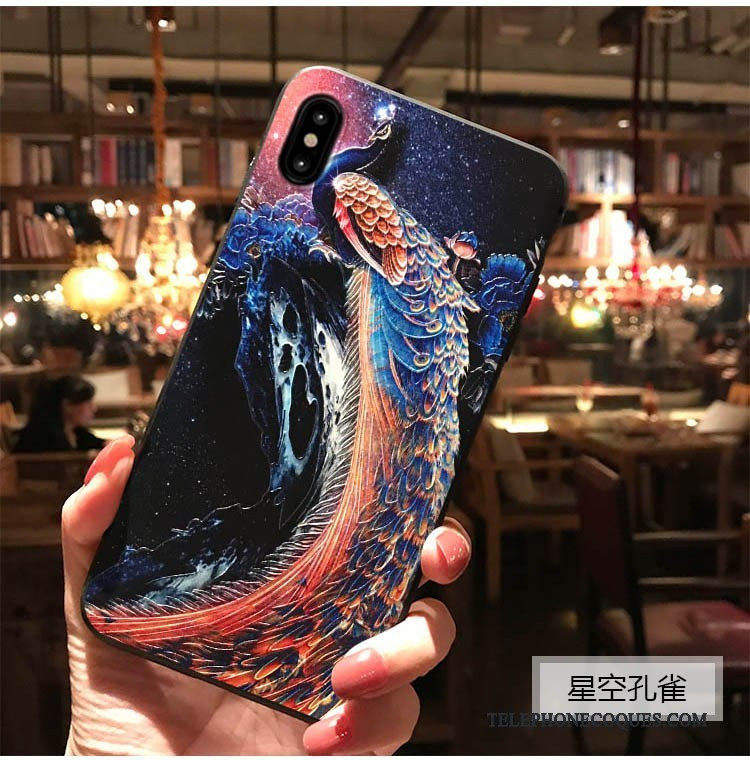 coque iphone xs chinois
